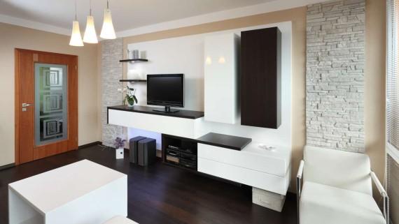 Realizace obývací pokoj Opava