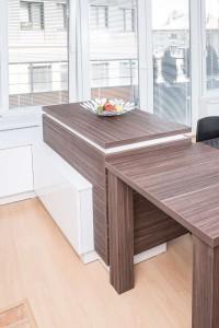 Realizace kuchyně Ostrava-podlaha a dveře původní-majitelé nechtěli měnit (4)