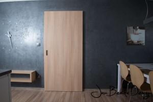 Realizace kuchyně a obývacího pokoje Bolatice (7)