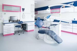 Realizace zubní ordinace Opava 01
