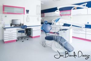Realizace zubní ordinace Opava 1