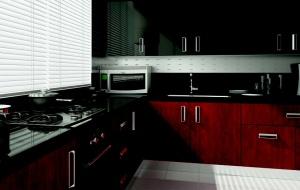 BR Kuchyně - Proform dvířka 034