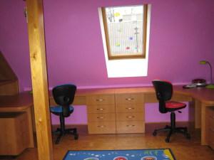 BR Kuchyně - dětské pokoje 010