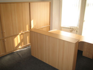 BR Kuchyně - kancelářský nábytek 058