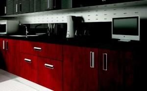 Kuchyňská dvířka Proform 062