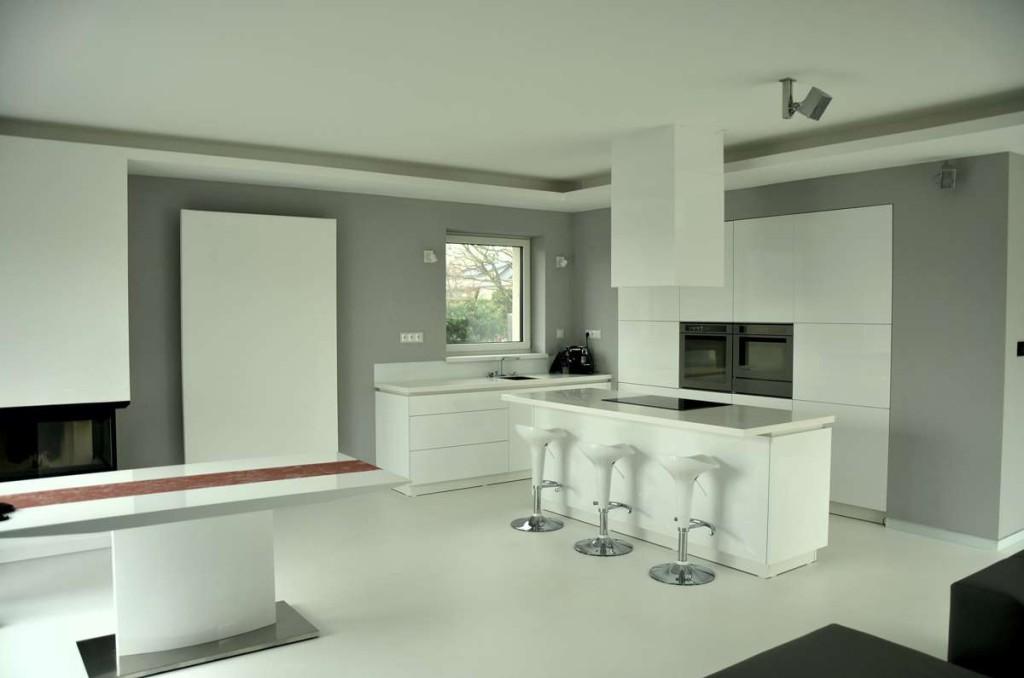 Realizace kuchyň Otice 01