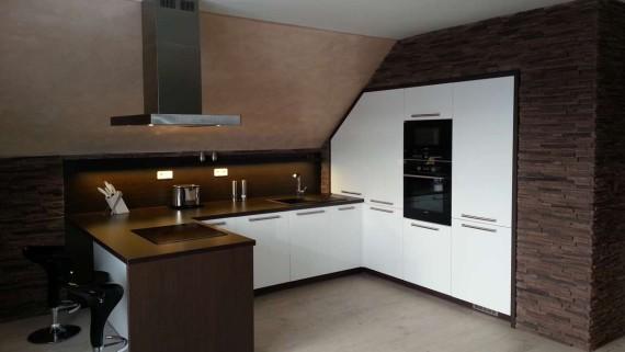 Realizace kuchyně Bolatice