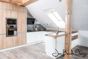 Realizace kuchyně Háj ve Slezku (2)