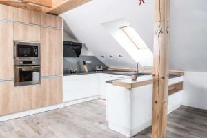 Realizace kuchyně Háj ve Slezku (2)-nové