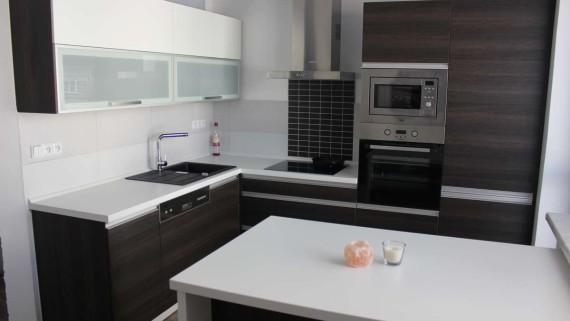 Realizace kuchyně Opava Kateřinky - 2