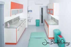Realizace cévní ordinace a operační sál Opava (1)