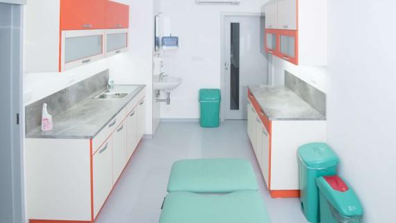 Realizace cévní ordinace a operační sál Opava