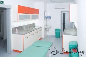 Realizace cévní ordinace a operační sál Opava (2)