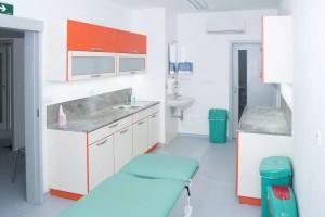 Realizace cévní ordinace a operační sál Opava  (2)-nové