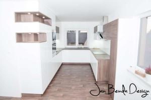 Realizace kuchyňská linka Slavkov (1)