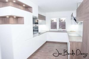 Realizace kuchyňská linka Slavkov (2)