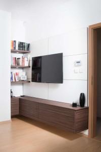 Realizace kuchyně Ostrava-podlaha a dveře původní-majitelé nechtěli měnit (8)