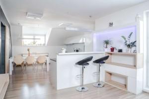 Realizace kuchyně a obývacího pokoje Bolatice (2)-nové