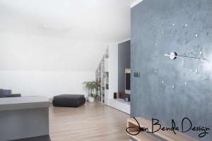 Realizace kuchyně a obývacího pokoje Bolatice (4)