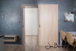 Realizace kuchyně a obývacího pokoje Bolatice (5)