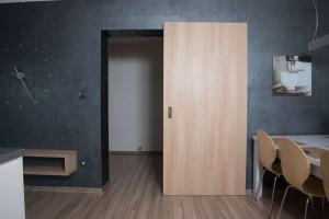 Realizace kuchyně a obývacího pokoje Bolatice (6)-nové