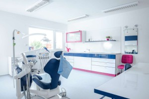 Realizace zubní ordinace Opava 04