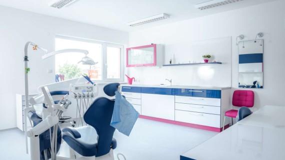 Realizace zubní ordinace Opava