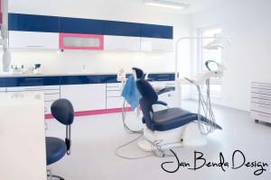 Realizace zubní ordinace Opava 2